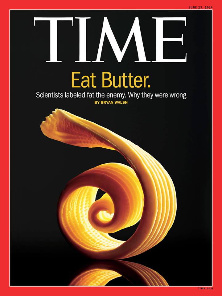 Eat more Butter