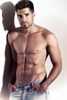 Men's Health Shot by Garreth Barclay
